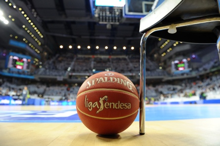Round 13 of the ACB league Basketball match between Real Madrid Baloncesto - FCBarcelona Lassa at the Palacio de los deportes estadium Madrid - Spain by December 27 2015.